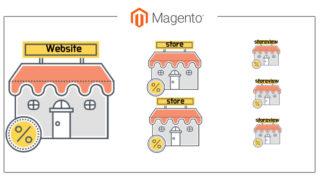 Magento 2のウェブサイト、ストア、ストアビューの概念について学ぼう!