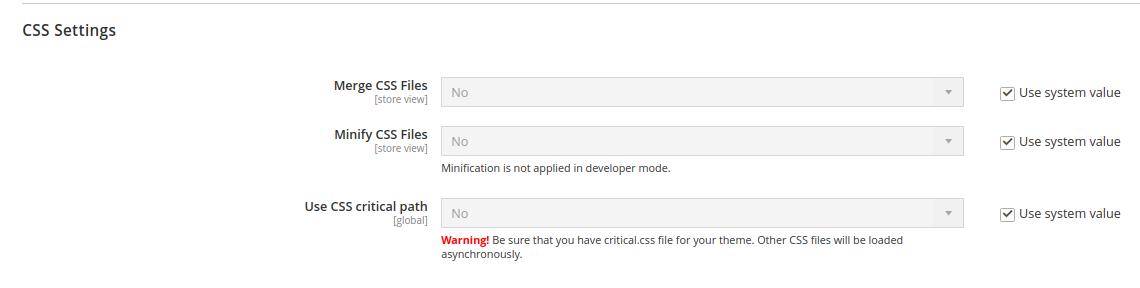 CSS設定イメージ